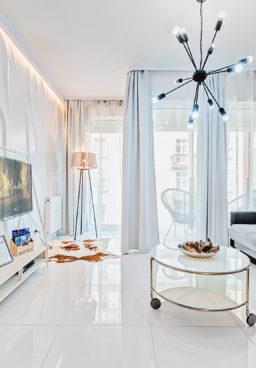 Wszelkiego rodzaju przedmioty personalizujące mieszkanie powinny być usunięte na czas sprzedaży. Dotyczy to zarówno zdjęć, nagród, plakatów, jak również ubrań, pamiątek czy specyficznych elementów dekoracji.
